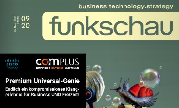 Funkschau 09-2020