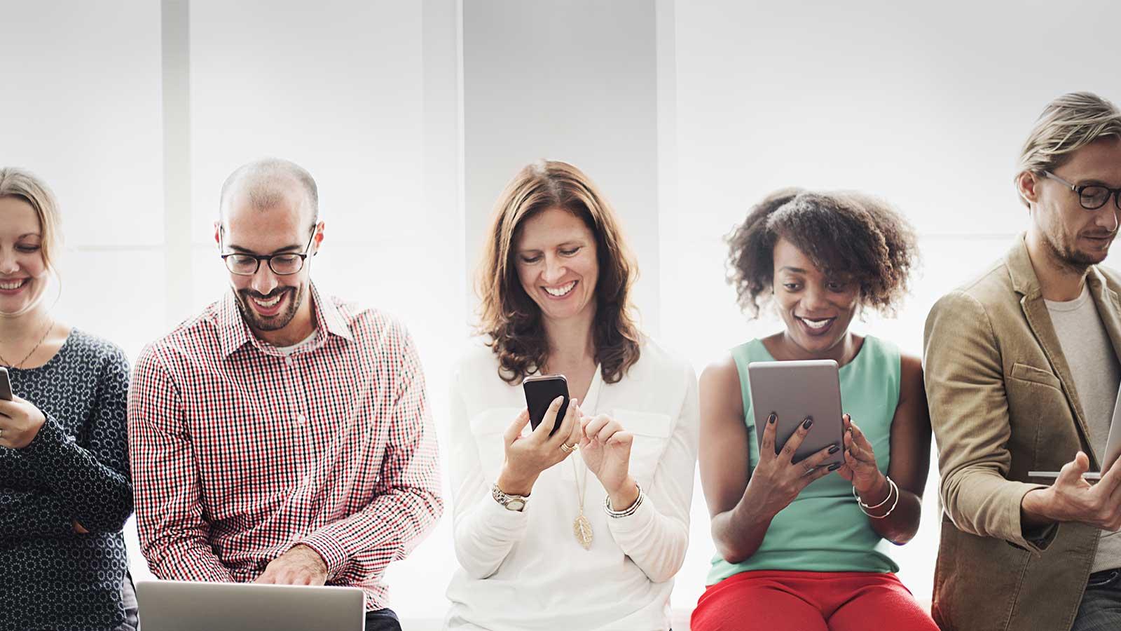 Vorteile auf einen Blick: HR-Digitalisierung für HR Teams und Mitarbeiter